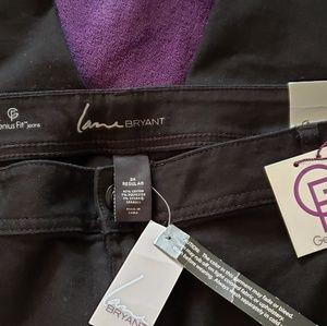 Lane Bryant Jeans - NWT Lane Bryant Genius Fit Skinny Jean Size 24